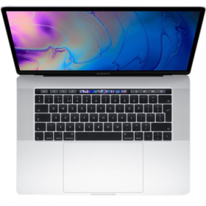 macbook pro 2019 15 inch i7 2.6ghz 256gb silver